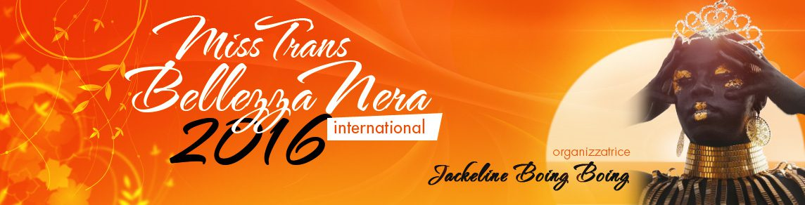 Miss Trans Bellezza Nera International